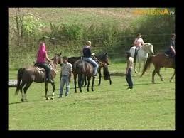 Ian Benson bei den Weeks of the Horseman auf ArhönA, 2009 - YouTube