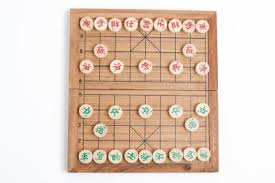 Wooden Strategy Games Chinese Chess Xiangqi Strategy Wooden Game Solve It Think 33