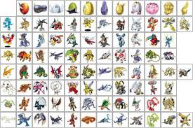Digimon Digivolution Chart Season 1 Pokemon Soul Silver Online Charts Collection