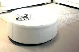 black ottoman table leather ottoman target leather ottoman target round leather ottoman round coffee table baffling