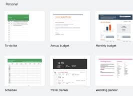 Google Spreadsheets Budget Template How To Use Google Sheets To Keep Every Part Of Your Life
