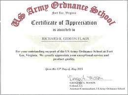 Military Certificate Templates template Military Certificate Template 8