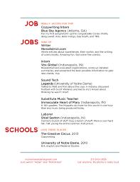 Copywriter Resume Resume For Copywriter 63