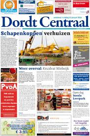 Weekendeditie Week 2 2016 By Dordtcentraal Issuu