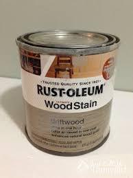 Rustoleum Driftwood Stain Just Call Me Homegirl The Honeycomb Home