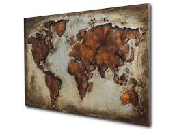 welded world metal wall art