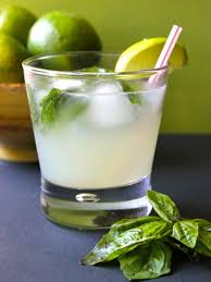 garden gimlet use wver fresh herbs you have in your garden to make this refreshing gin and lime tail