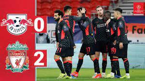 Highlights: RB Leipzig 0-2 Liverpool | Salah & Mane strike in Budapest -  YouTube