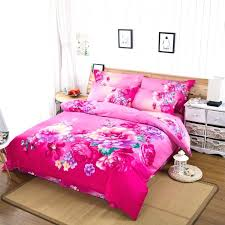hot pink bed sets image of pink comforter sets flower hot pink zebra bed set