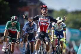 Benelux Tour: Caleb Ewan gewinnt Etappe fünf