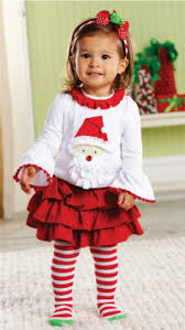 Christmas Outfit by Mud Pie for little girls www.bestdressedbaby ...