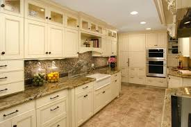 white kitchen cabinets with tile floor tile ideas for white cabinets kitchen home