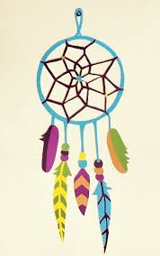 Colorful Dream Catcher Tumblr Colorful Dream Catcher Silkscreen Print Wall Art Dream catchers 18