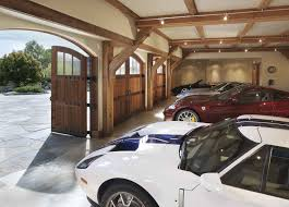 Luxury Toy Boxes Homes Fit For the Auto Connoisseur Photos