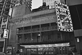 walter kerr theatre new york wall art