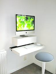 floating office desk. desk home office furniture floating diy view m