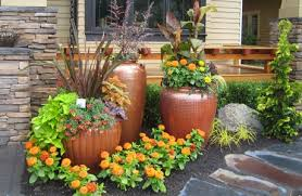 Small Picture Outdoor Container Planting Wights