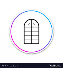 Arched Window Vector Png Cqrecords