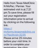 Texas Med Clinic Doctors Note Texas Medclinic 20 Photos 71 Reviews Urgent Care 12319 N