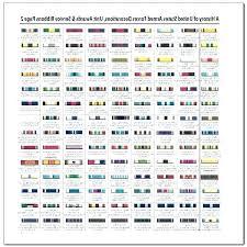 Army Jrotc Ribbon Chart Usmc Rack Builder Goldenenterprises Co