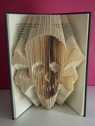katarina 01 pdf diy faitmain faitcoeur fr diy diy skull folded book pattern