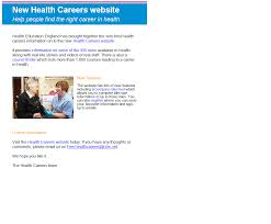 careers and progression nhs careers healthcare website
