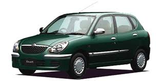 Toyota Duet TOYOTA DUET X 2004 - Japanese Vehicle Specifications ...