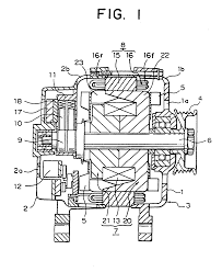Patent ep1134872b1 alternator stator winding assembly therefor drawing simple alarm circuit diagram how to