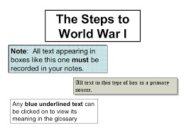 effective essay tips about short term cause of ww cause of world war 1 no country wanted to be behind another country in militarism