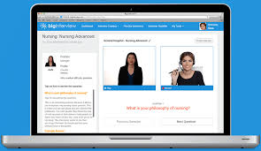 big interview simple software for job interview training