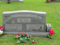 Avis Robbins Burr (1913-2008) - Find A Grave Memorial