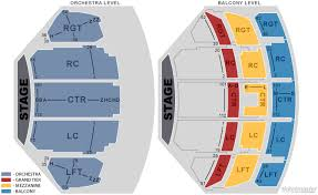 Copley Theater Seating Chart Jacobs Music Centers Copley Symphony Hall San Diego