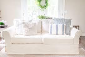 pottery barn buchanan sofa slipcover