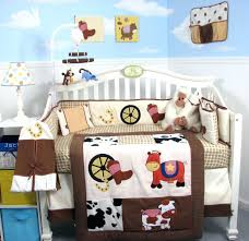 wild west crib bedding cowboy blues baby nursery set pieces sweet jojo designs