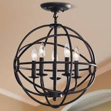 french country style lighting. French Country Style Flush Mount Fixtures | Sense \u0026 Serendipity Lighting