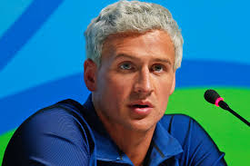 there s something fishy about lochte s robbery tale new york post modal