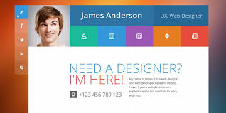 Wordpress Resume Theme Extraordinary 44 Famous Clean Resume Templates For Professionals A Graphic World