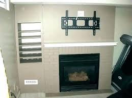 tv installation above fireplace hanging over fireplace mounting a over a fireplace mounting a above a