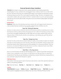 personal narrative essay it s the little things  narrative essay topics for high school students essays