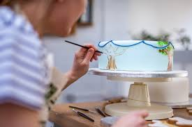 Sugar Paste Cake Decorating A Cake Fit For A Queen Borough Market