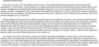 beowulf essays epic hero docoments ojazlink modern day heroes essay beowulf vs