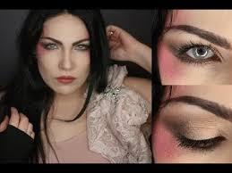 amy lee my heart is broken light scene makeup tutorial