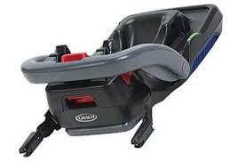 graco car seat and isofix base infant