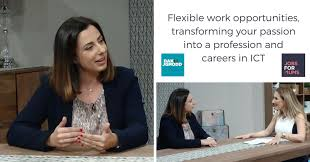 flexible work opportunities transforming your pion into a profession and careers in ict jobs for mums malta