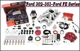 ford fuel injection fast efi xfi ford 5.0 stand alone wiring harness fast fuel injection kit