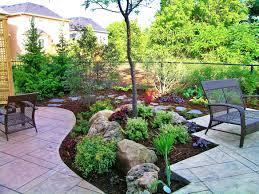 small backyard garden ideas nz simple do it yourself landscaping ideas design ideas picture