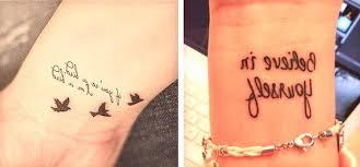 Krásné Malé Tetování Fotografie Nápady Na Malé Tetování Pro Dívky