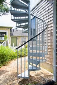 finish the bonus room over the garage salter spiral stair optimized exterior entrance