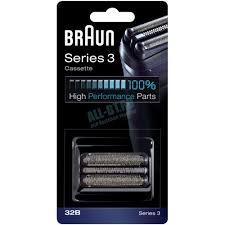 <b>Сетка и режущий</b> блок Braun Series 3 32B купить в интернет ...