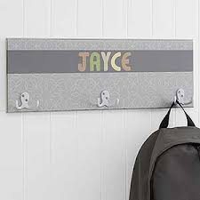 Personalized Kids Coat Rack Personalized Coat Rack For Boys 42